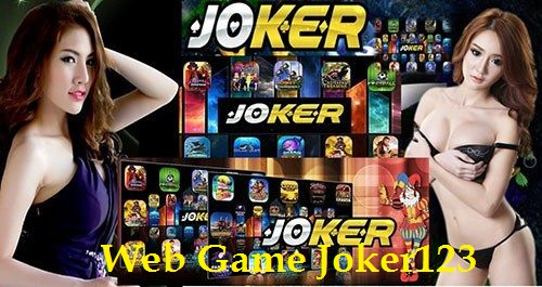 Web Game Joker123