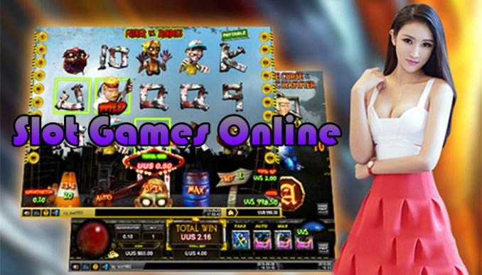 Game Mesin Slot Online OSG777
