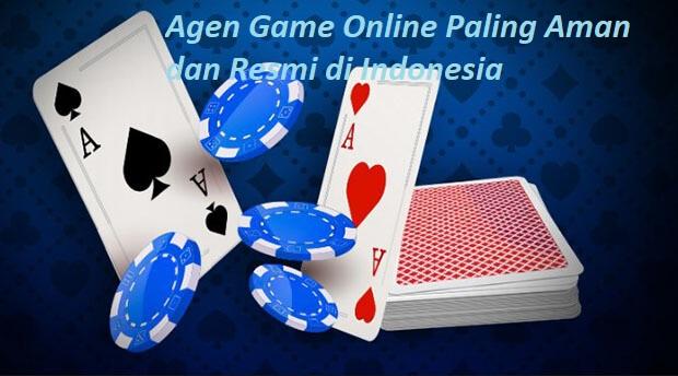 Agen Game Online Paling Aman dan Resmi di Indonesia