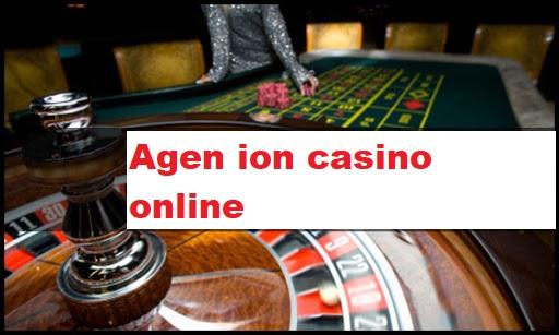 Menangkan Judi Ion Casino Dengan Trik Berikut